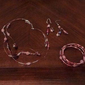 Wire Jewelry set